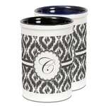 Ikat Ceramic Pencil Holder - Large