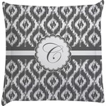 Ikat Euro Sham Pillow Case (Personalized)