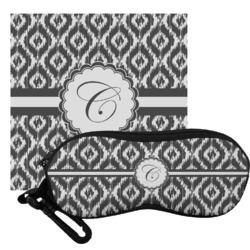 Ikat Eyeglass Case & Cloth (Personalized)