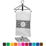 Ikat Finger Tip Towel (Personalized)