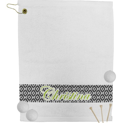 Ikat Golf Towel (Personalized)