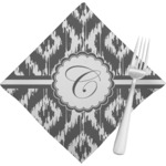 Ikat Napkins (Set of 4) (Personalized)