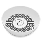 Ikat Melamine Bowl 8oz (Personalized)