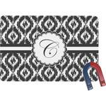 Ikat Rectangular Fridge Magnet (Personalized)