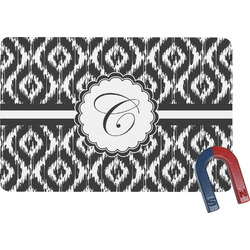Ikat Rectangular Fridge Magnet (Personalized)