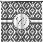 Ikat Shower Curtain (Personalized)