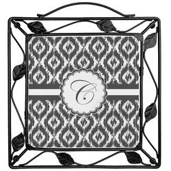 Ikat Trivet (Personalized)