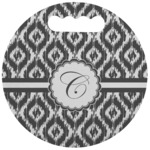 Ikat Stadium Cushion (Round) (Personalized)