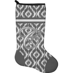 Ikat Holiday Stocking - Neoprene (Personalized)