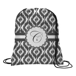 Ikat Drawstring Backpack (Personalized)
