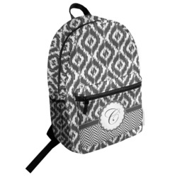 Ikat Student Backpack (Personalized)