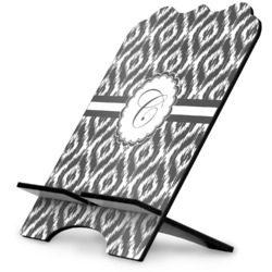 Ikat Stylized Tablet Stand (Personalized)