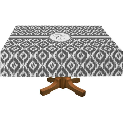 "Ikat Tablecloth - 58""x102"" (Personalized)"