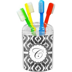 Ikat Toothbrush Holder (Personalized)