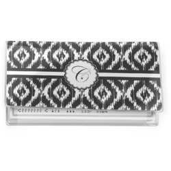 Ikat Vinyl Checkbook Cover (Personalized)