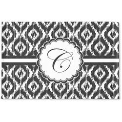 Ikat Woven Mat (Personalized)