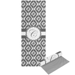 Ikat Yoga Mat - Printable Front and Back (Personalized)
