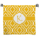 Trellis Full Print Bath Towel (Personalized)