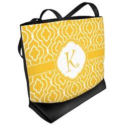 Trellis Beach Tote Bag (Personalized)