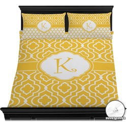 Trellis Duvet Cover Set (Personalized)