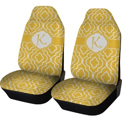 Trellis Car Seat Covers (Set of Two) (Personalized)