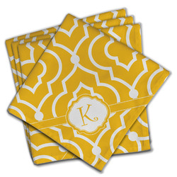 Trellis Cloth Napkins (Set of 4) (Personalized)
