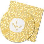 Trellis Rubber Backed Coaster (Personalized)