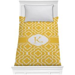 Trellis Comforter - Twin (Personalized)