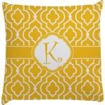 Trellis Decorative Pillow Case (Personalized)