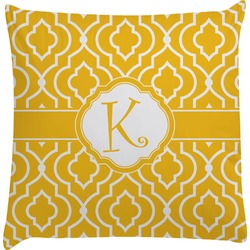 Trellis Decorative Pillow Case (Personalized)