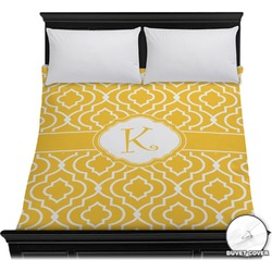 Trellis Duvet Cover (Personalized)