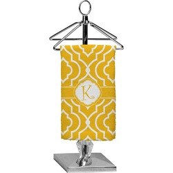 Trellis Finger Tip Towel - Full Print (Personalized)