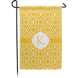Trellis Garden Flag - Single or Double Sided (Personalized)