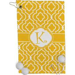 Trellis Golf Towel - Full Print (Personalized)