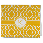 Trellis Kitchen Towel - Full Print (Personalized)