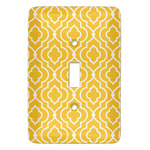 Trellis Light Switch Covers (Personalized)