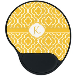 Trellis Mouse Pad with Wrist Support
