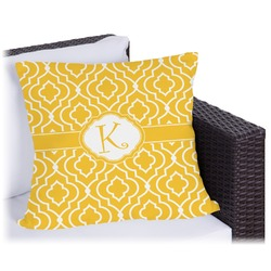 Trellis Outdoor Pillow (Personalized)