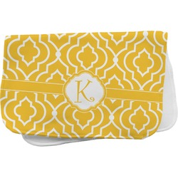 Trellis Burp Cloth (Personalized)