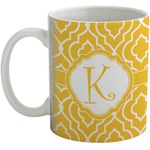 Trellis Coffee Mug (Personalized)