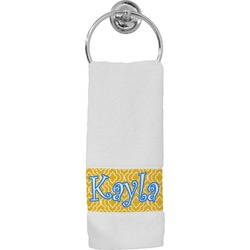 Trellis Hand Towel (Personalized)