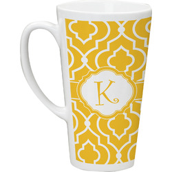 Trellis Latte Mug (Personalized)