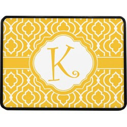 """Trellis Rectangular Trailer Hitch Cover - 1.25"""" (Personalized)"""