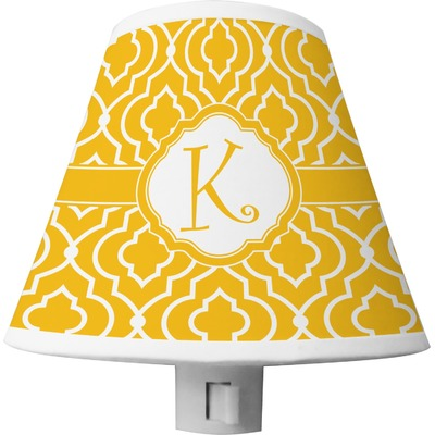 Trellis Shade Night Light (Personalized)