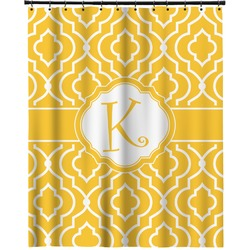 """Trellis Extra Long Shower Curtain - 70""""x84"""" (Personalized)"""