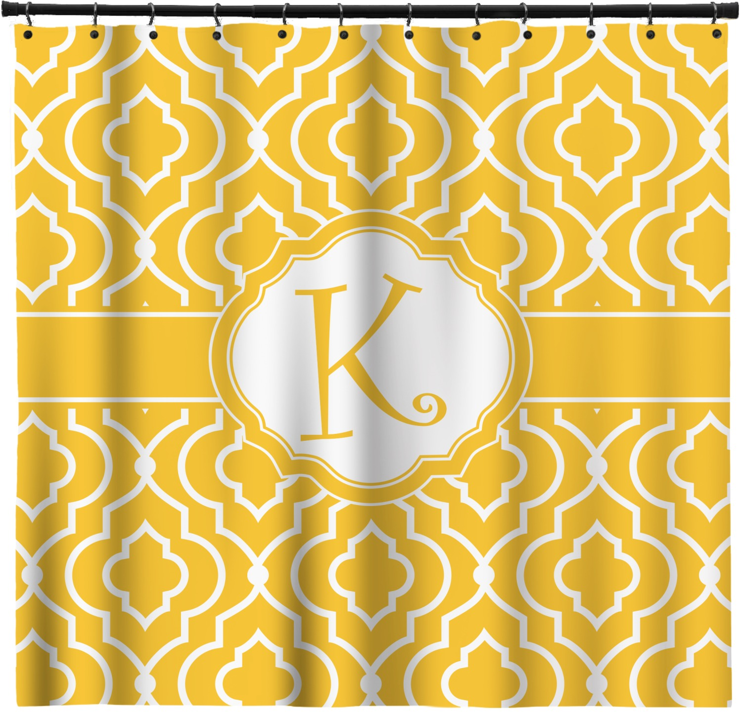 Trellis Shower Curtain 69 X70 Personalized Youcustomizeit
