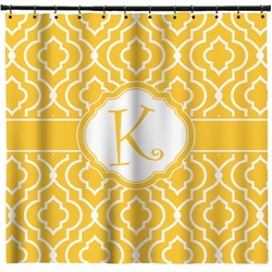 Trellis Shower Curtain (Personalized)