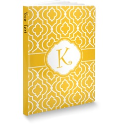 "Trellis Softbound Notebook - 7.25"" x 10"" (Personalized)"
