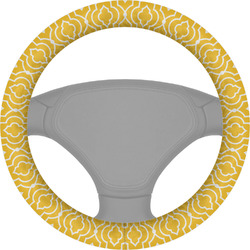 Trellis Steering Wheel Cover (Personalized)