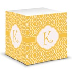 Trellis Sticky Note Cube (Personalized)